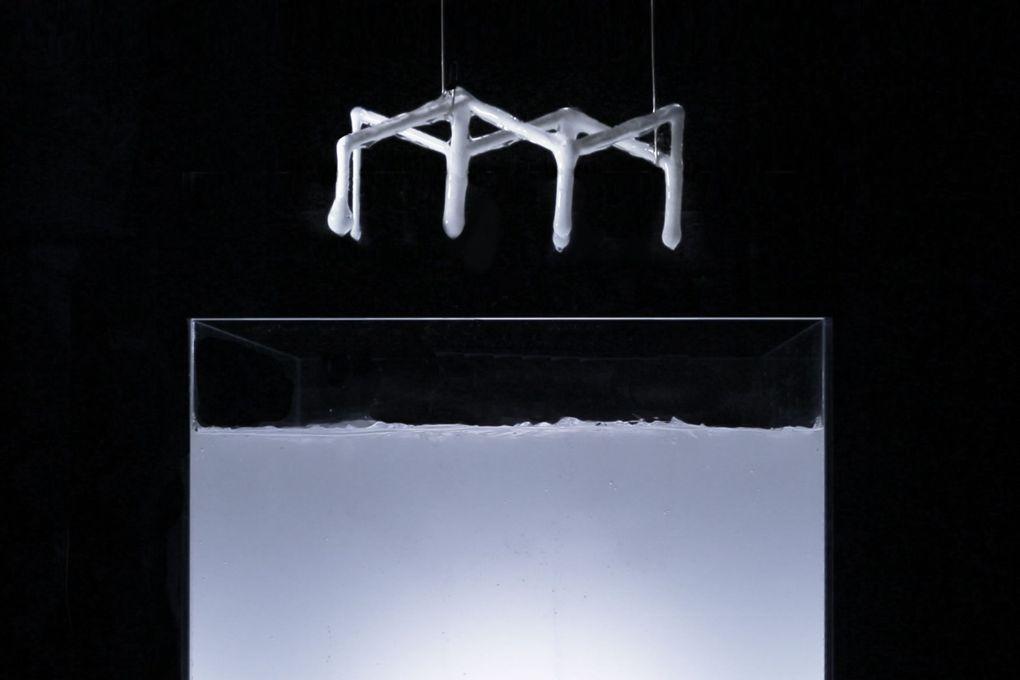 Self-Assembly Lab, MIT / Christophe Guberan / Steelcase