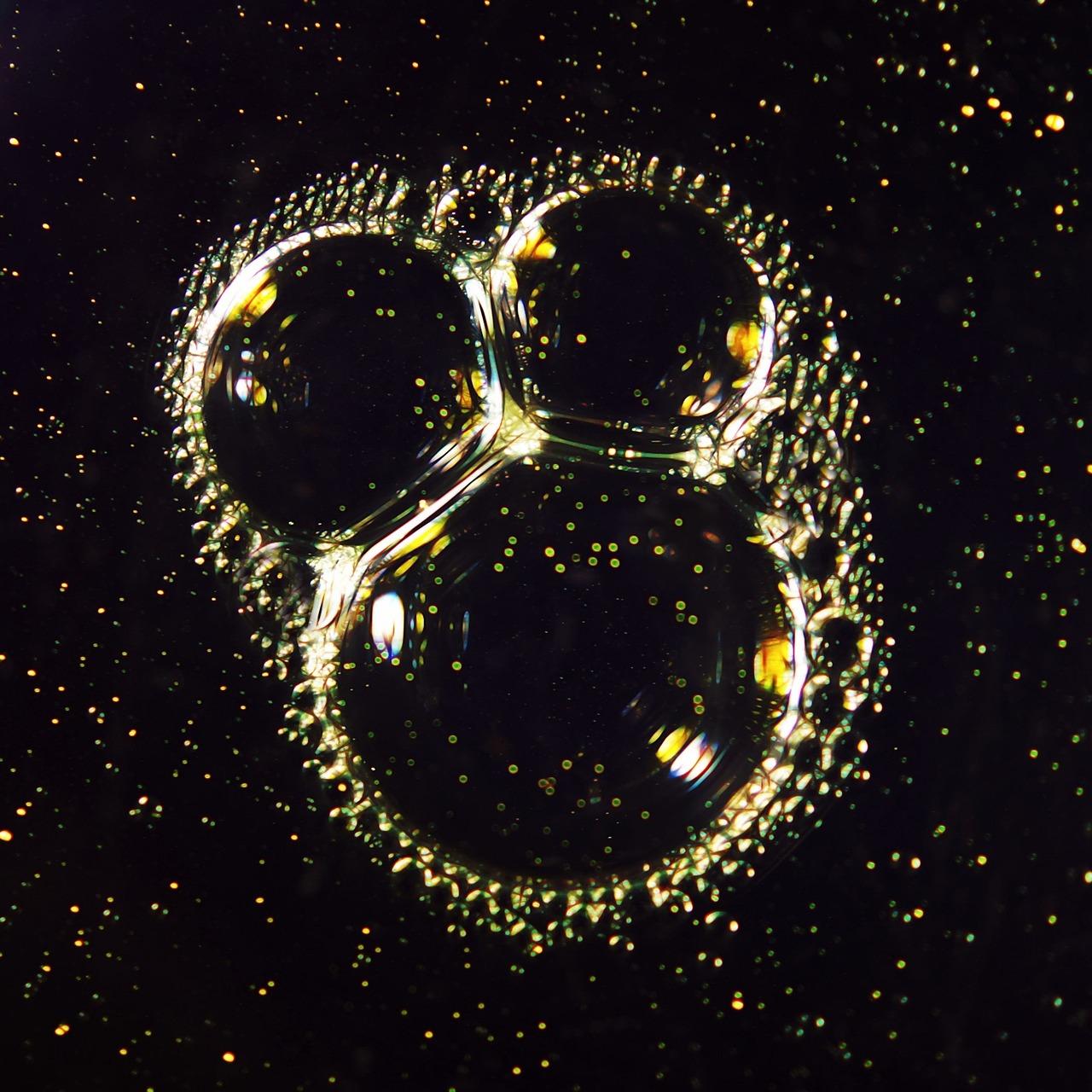 Mickey bubble